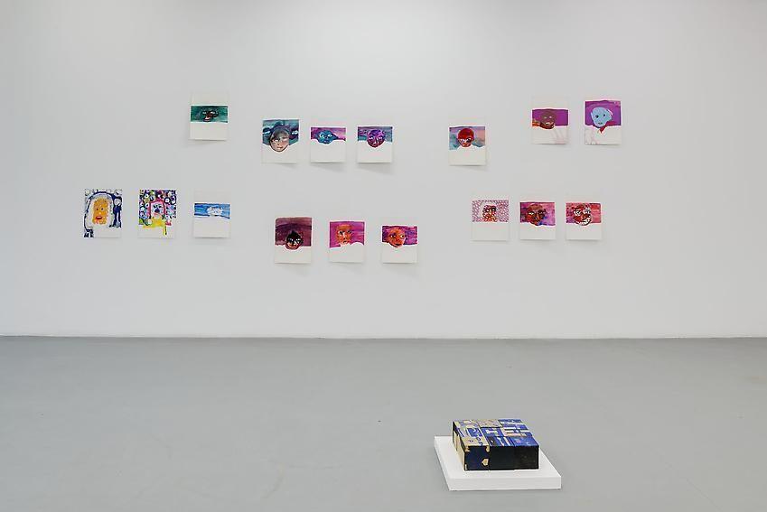 Anne-Marie Schneider – installation view 3