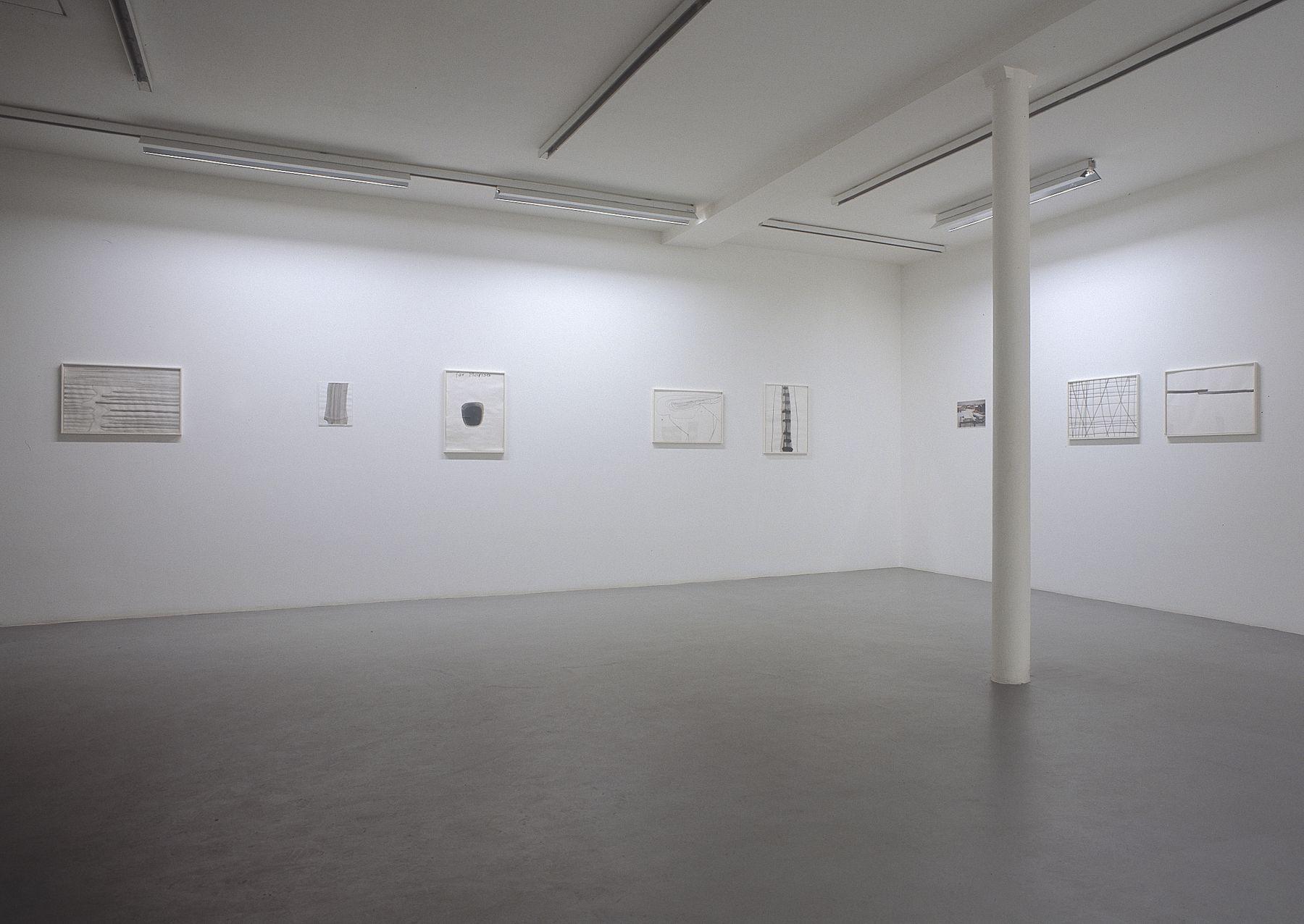 Helen Mirra: Käuzchensteig– installation view 3