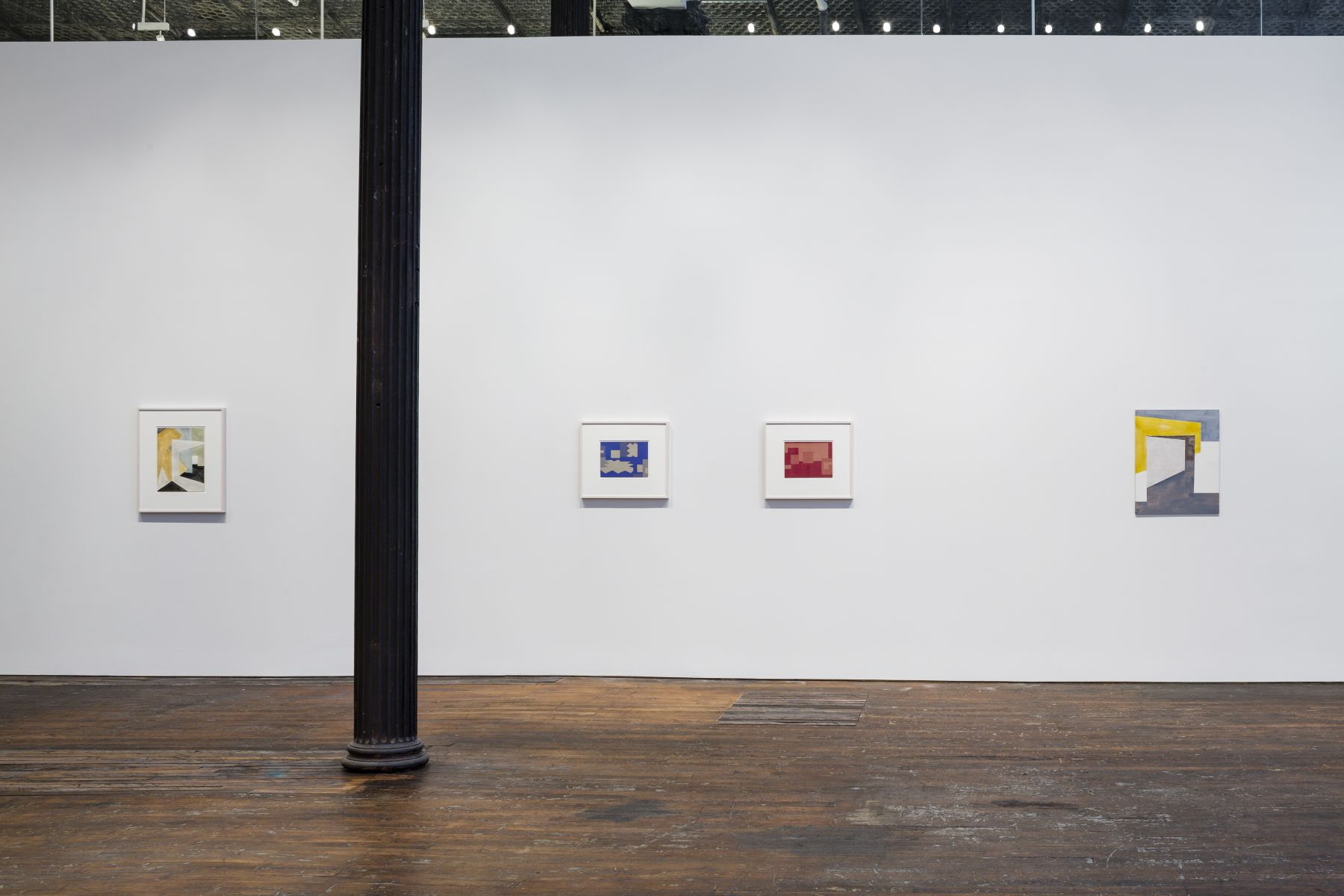 Ernst Caramelle: serious candy revisited – installation view 3