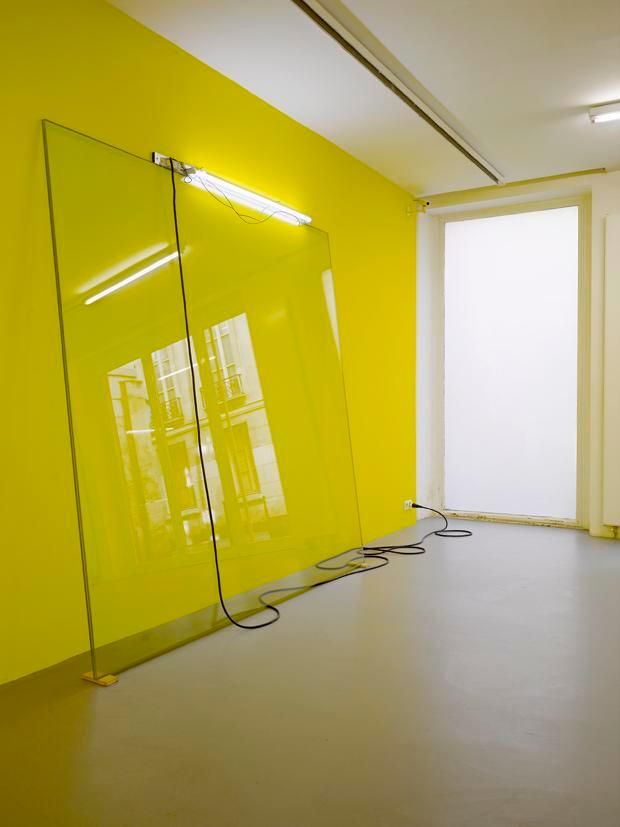 Pedro Cabrita Reis: Abstr(action).– installation view 5