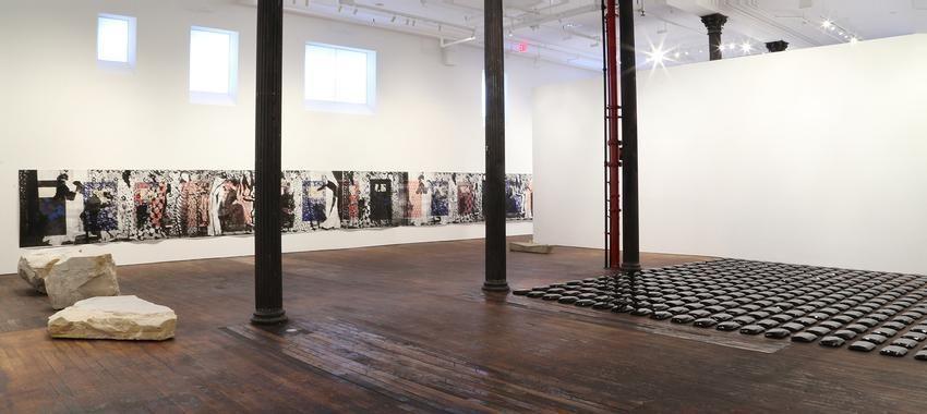 Lucy Skaer: Random House– installation view 5
