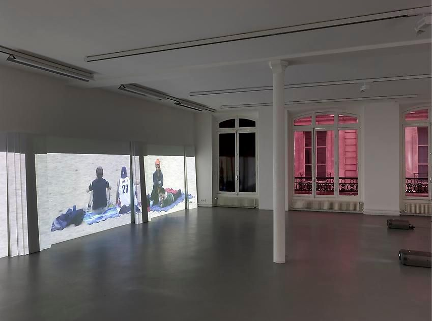 Marie José Burki – installation view 5