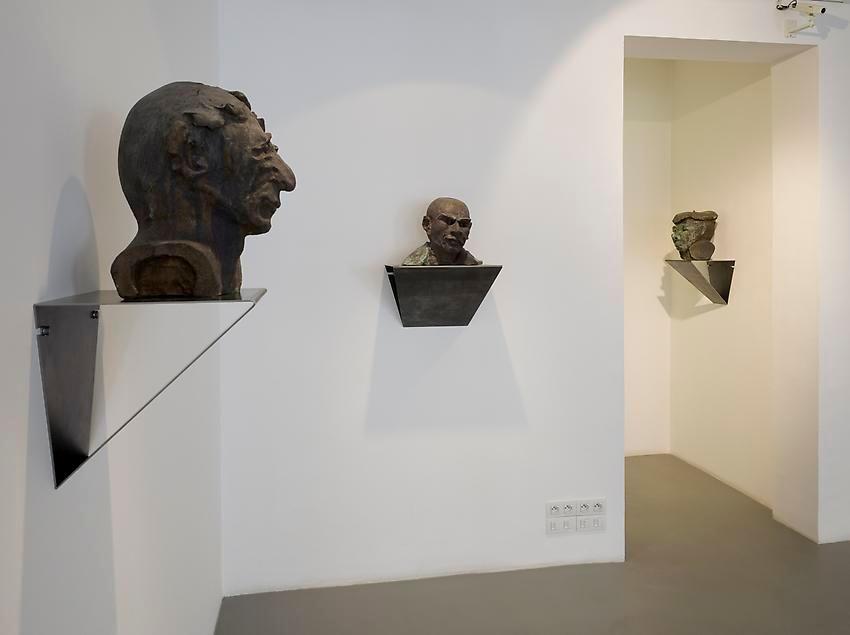 Thomas Schütte– installation view 10