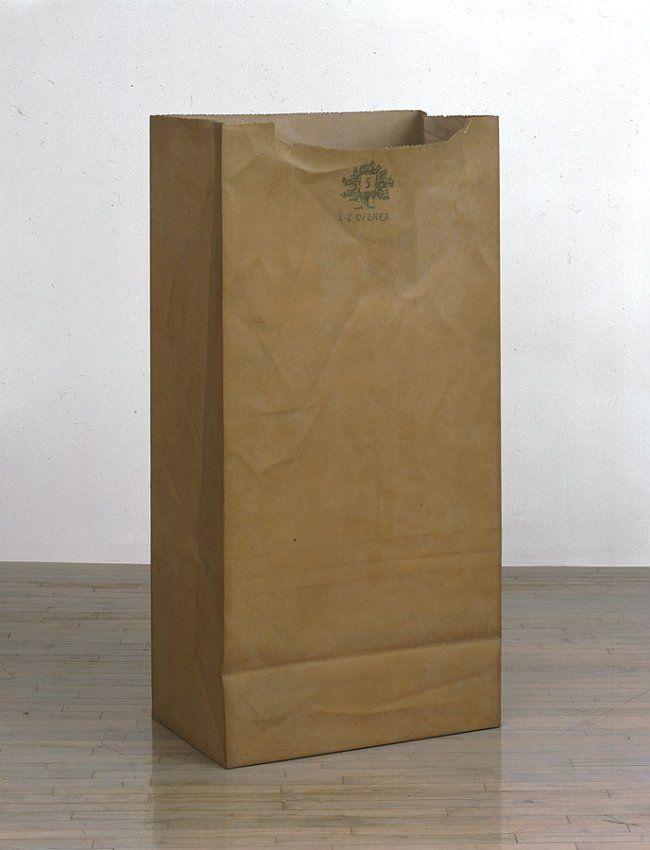 Alex Hay Paper Bag