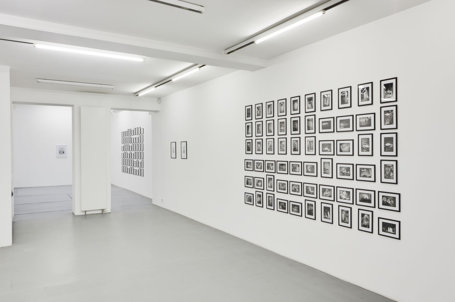 Gregor Schneider: Exchange Berlin-Paris– installation view 5
