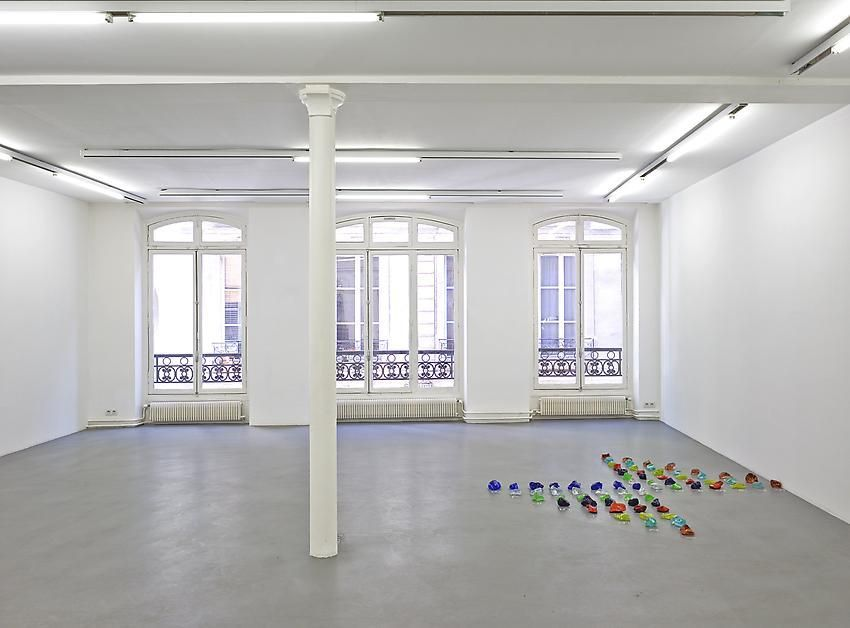 Mel Bochner, 1998-2007: Painting, sculpture and installation – installation view 8