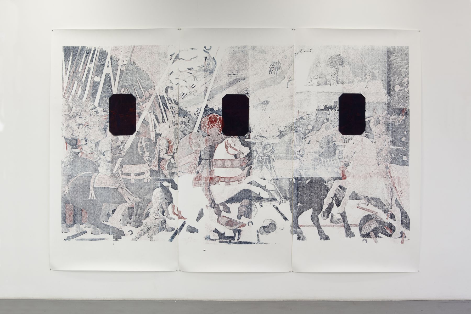 Lucy Skaer: Blanks and Ballast– installation view 4