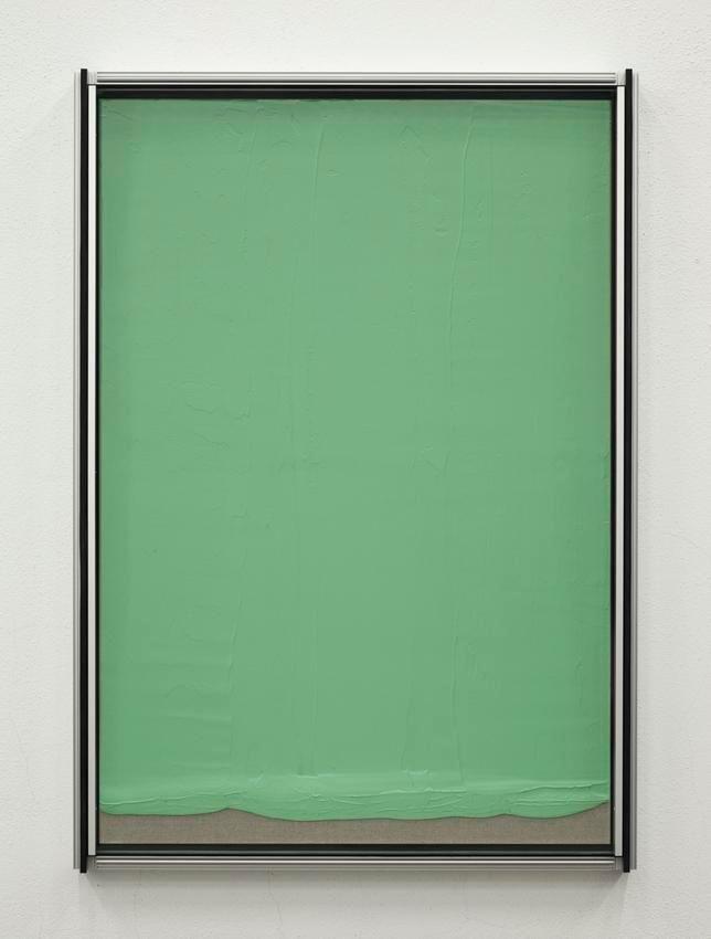 Les verts #1, , 2011
