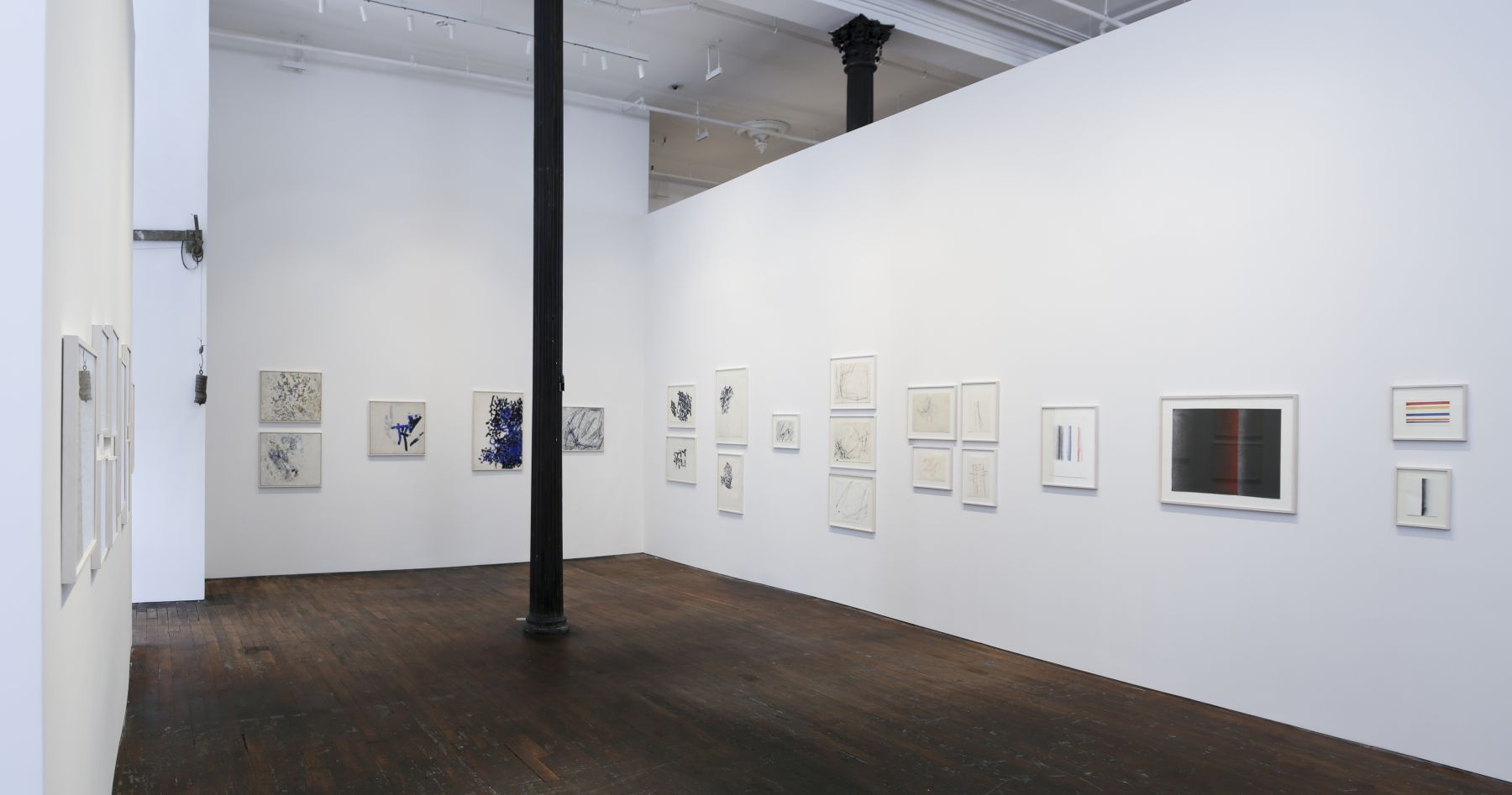 Charlotte Posenenske: Early Works – installation view 3