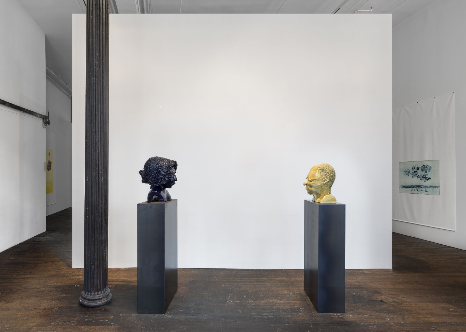 Thomas Schütte – installation view 1