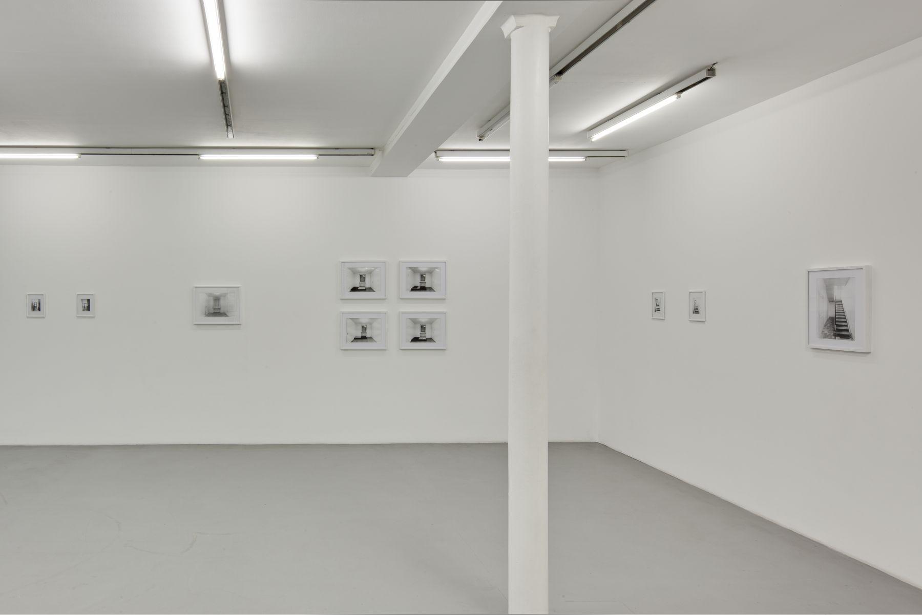 Gregor Schneider: Exchange Berlin-Paris– installation view 3