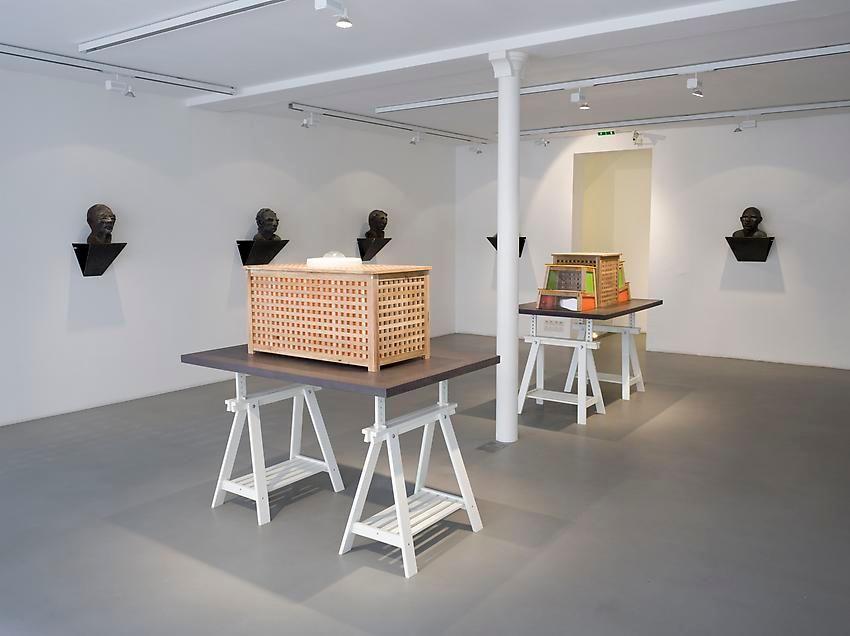 Thomas Schütte– installation view 11