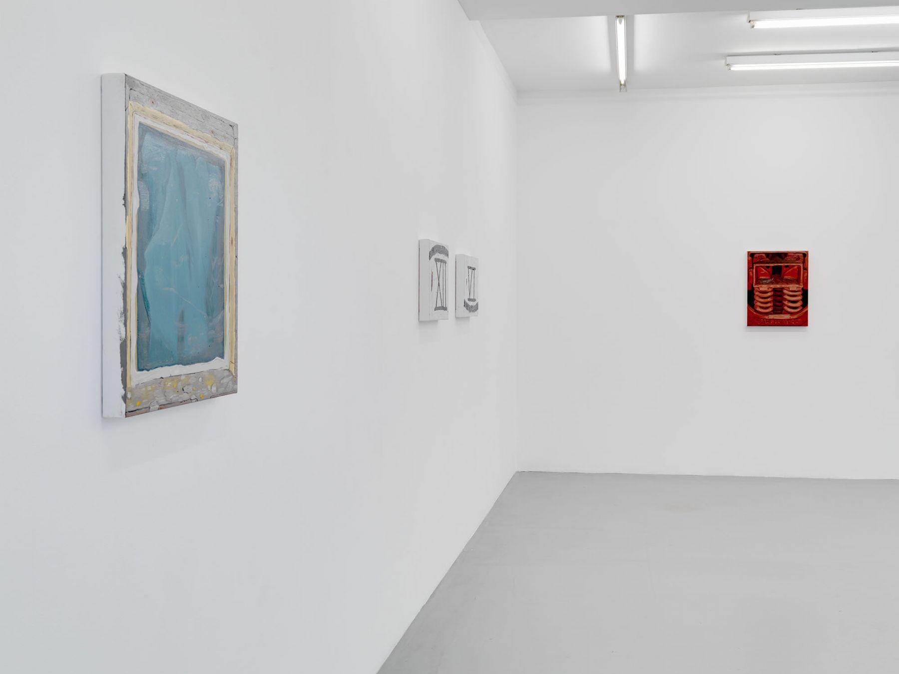 Side by Side, Peter Freeman, Inc., Paris