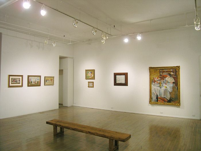 James Ensor: Paintings – installation view 1