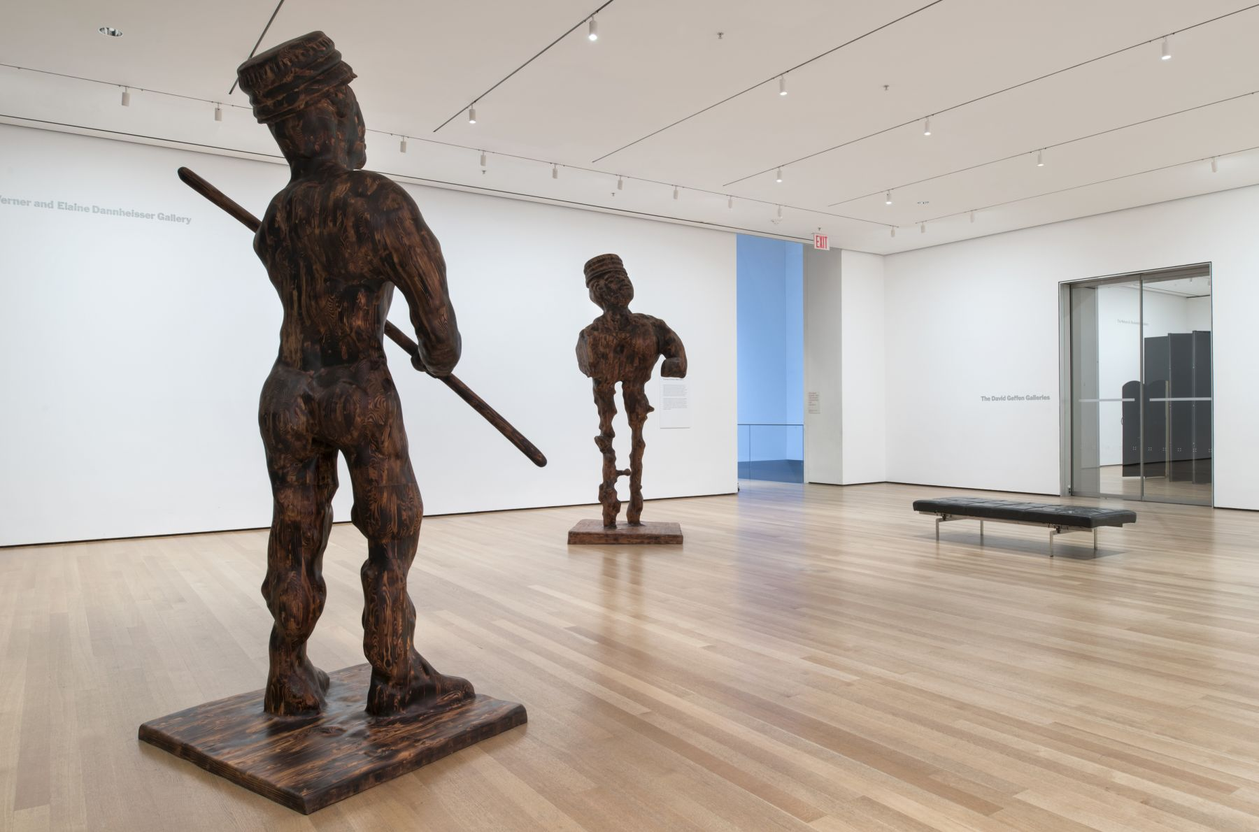 The Long Run, Museum of Modern Art, New York