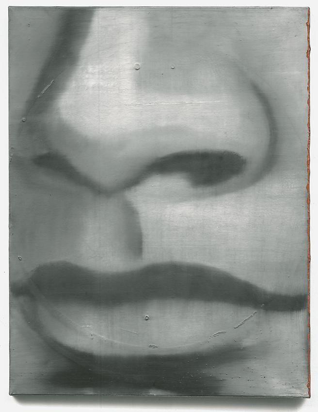 Gerhard Richter, Nase [Nose] (11)