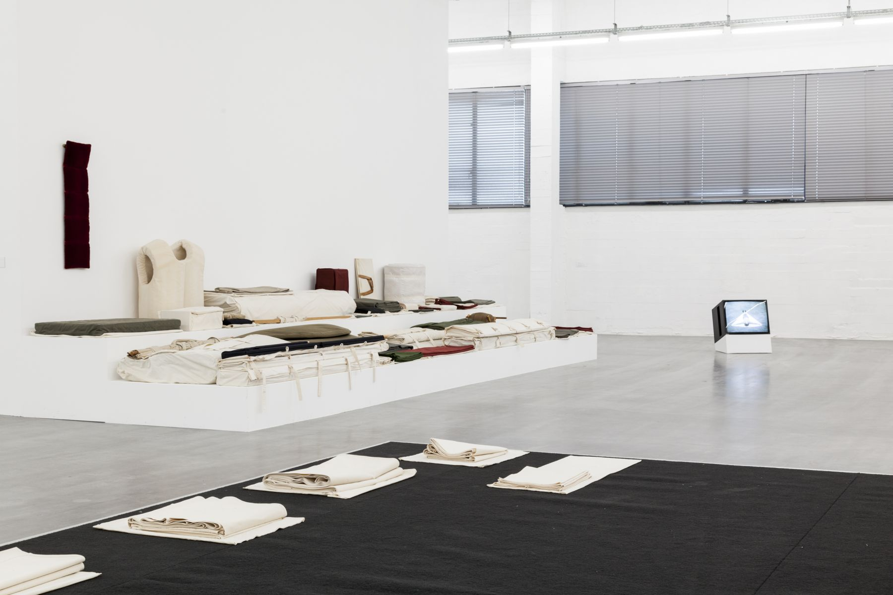 The Body Decides, Wiels, Brussels.