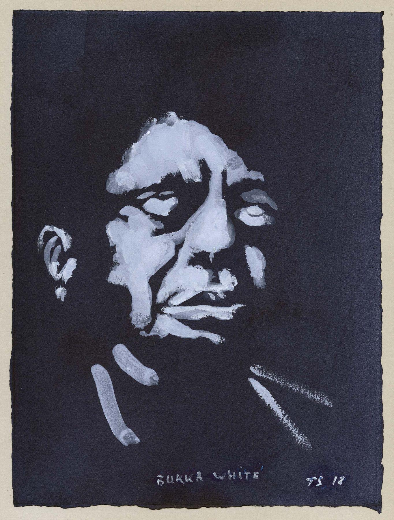 Thomas Schütte, Blues Men