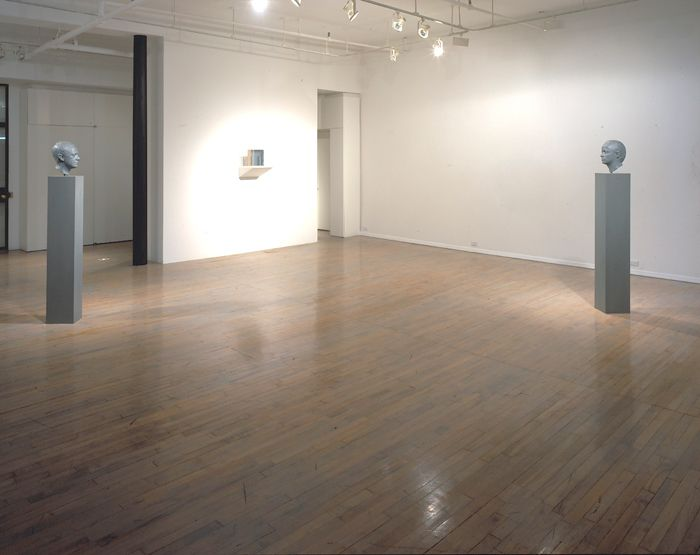 Gerhard Richter: Two Sculptures for a Room by Palermo – installation view