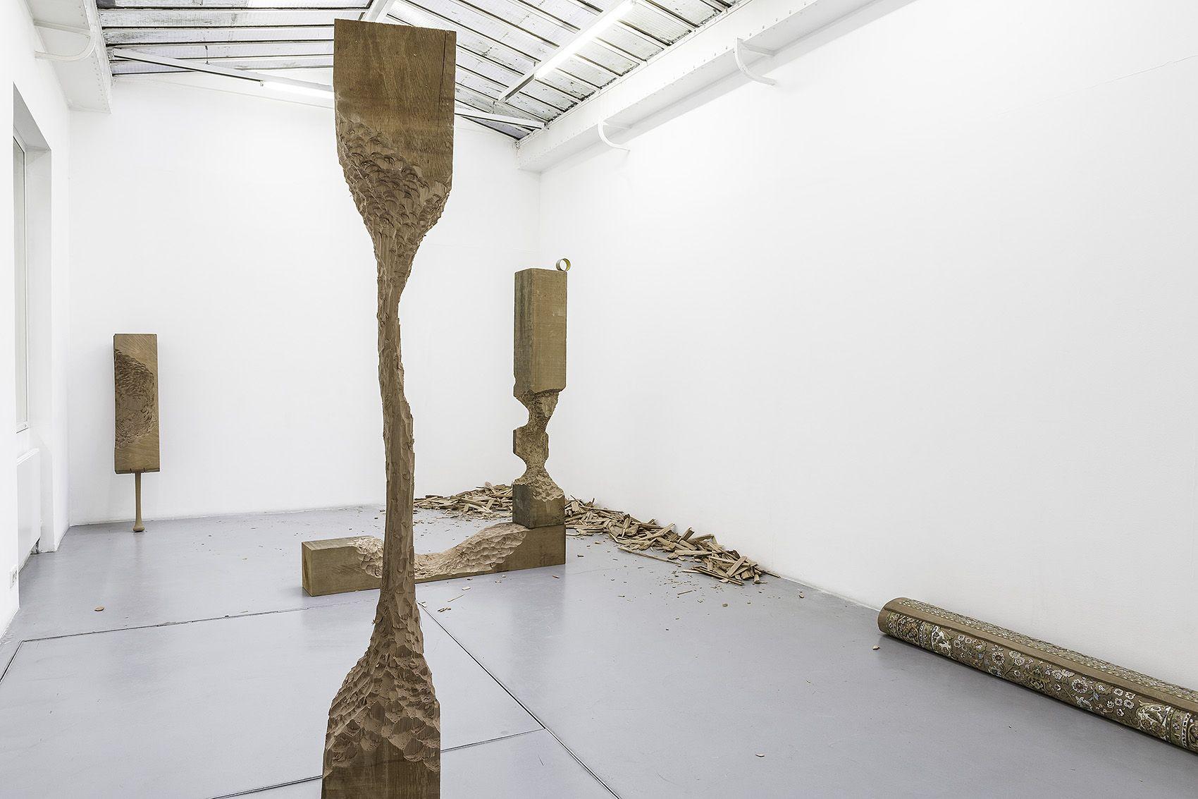 David Adamo, Galerie Nelson-Freeman, Paris.