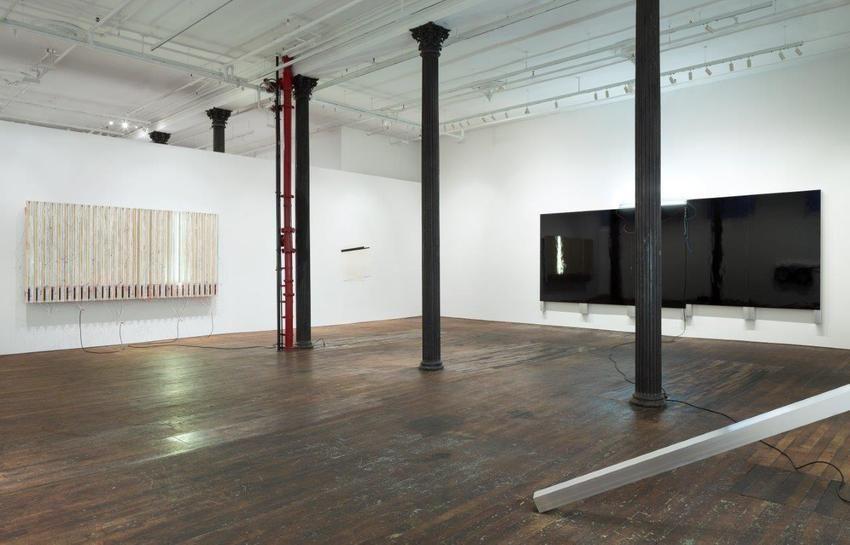 Pedro Cabrita Reis: The Field– installation view 8