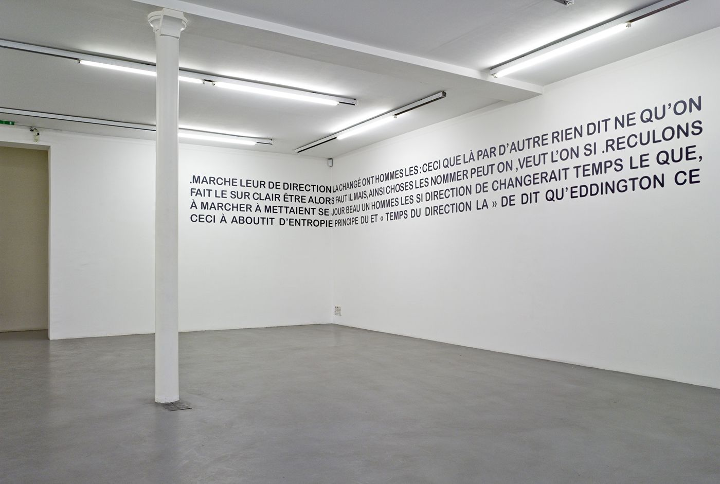 1998 – 2007: Painting, Sculpture and Installation , Galerie Nelson-Freeman, Paris, France.