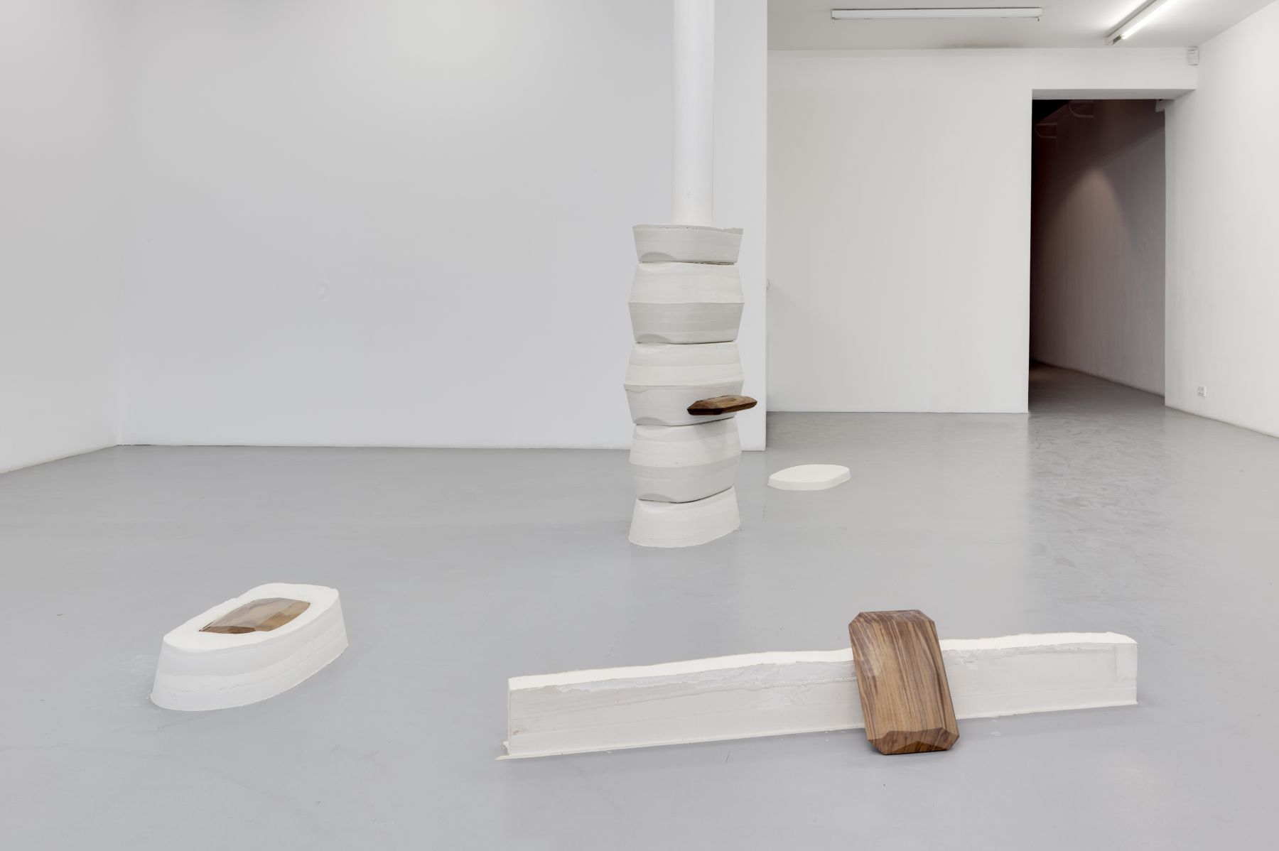 Lucy Skaer: Blanks and Ballast– installation view 6