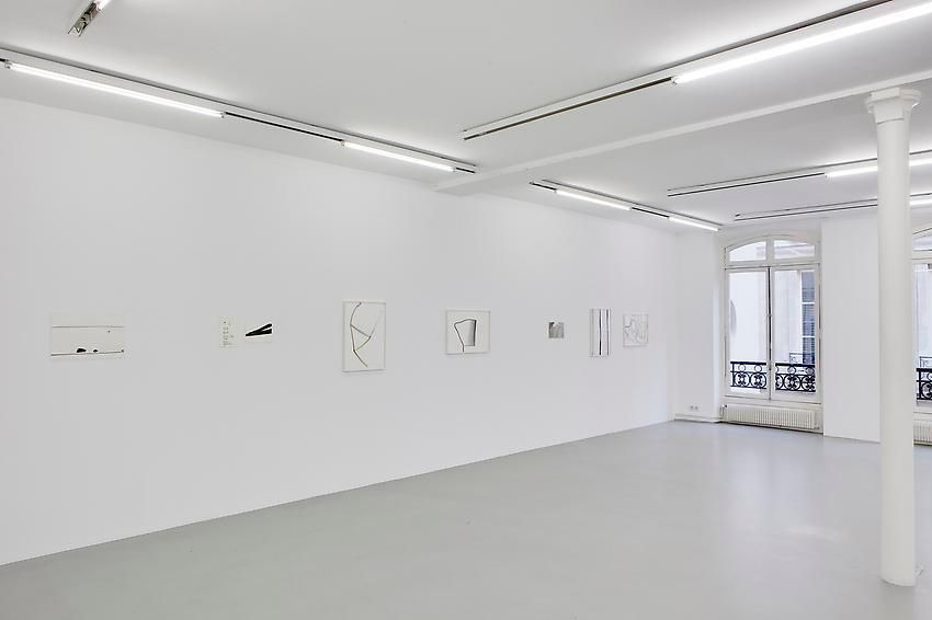 Exhibition view Galerie Nelson-Freeman, Paris