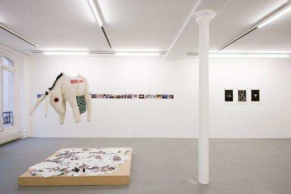 Stephen Wilks: Traveling Donkeys – installation view 1