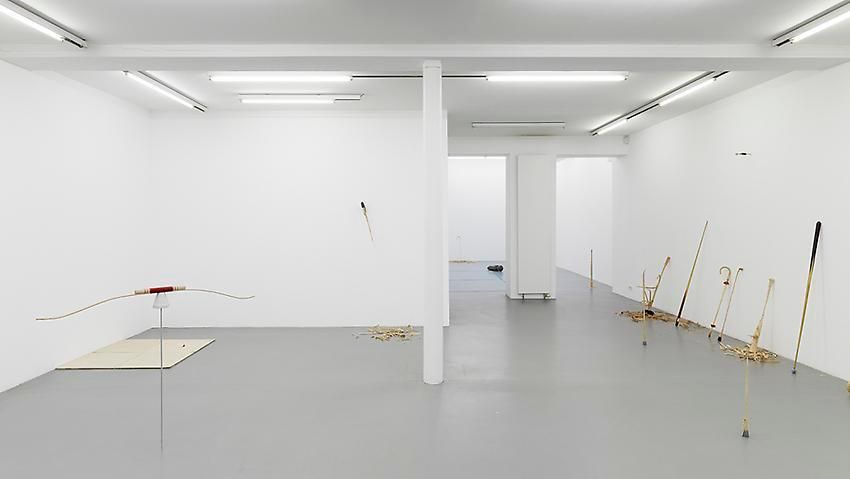 Ania Soliman - David Adamo – installation view 1