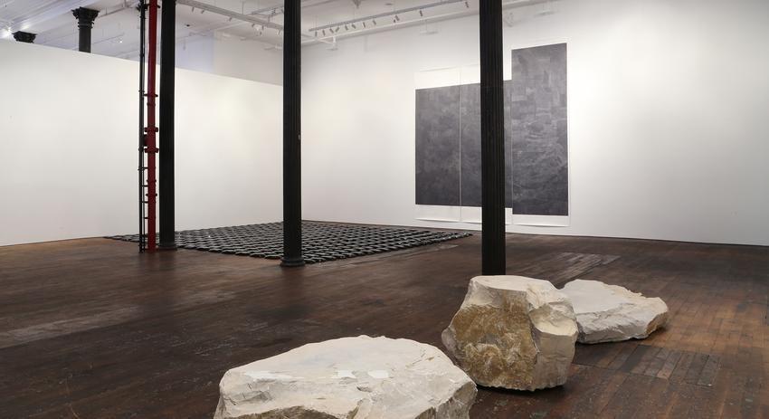 Lucy Skaer: Random House– installation view 6