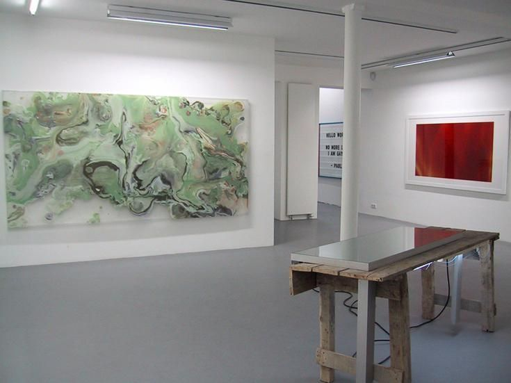 Helmut Dorner, Ken Lum, Thomas Ruff, and Pedro Cabrita Reis – installation view 3