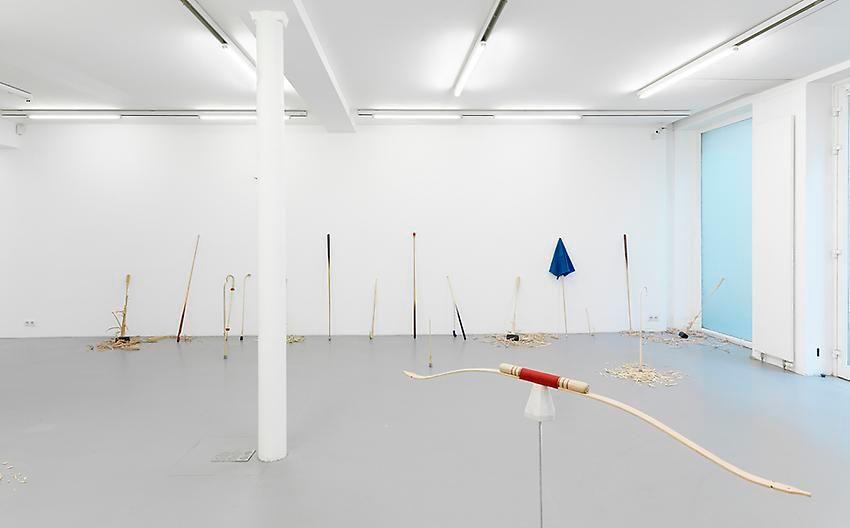 Ania Soliman - David Adamo– installation view 4