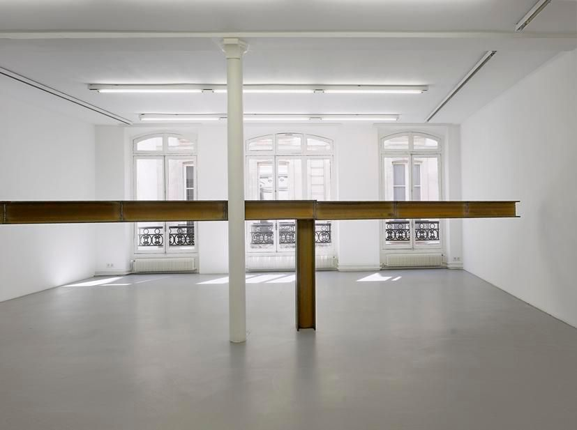 Pedro Cabrita Reis: Abstr(action).– installation view 8