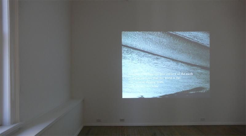 Fiona Tan: Provenance and other works– installation view 2