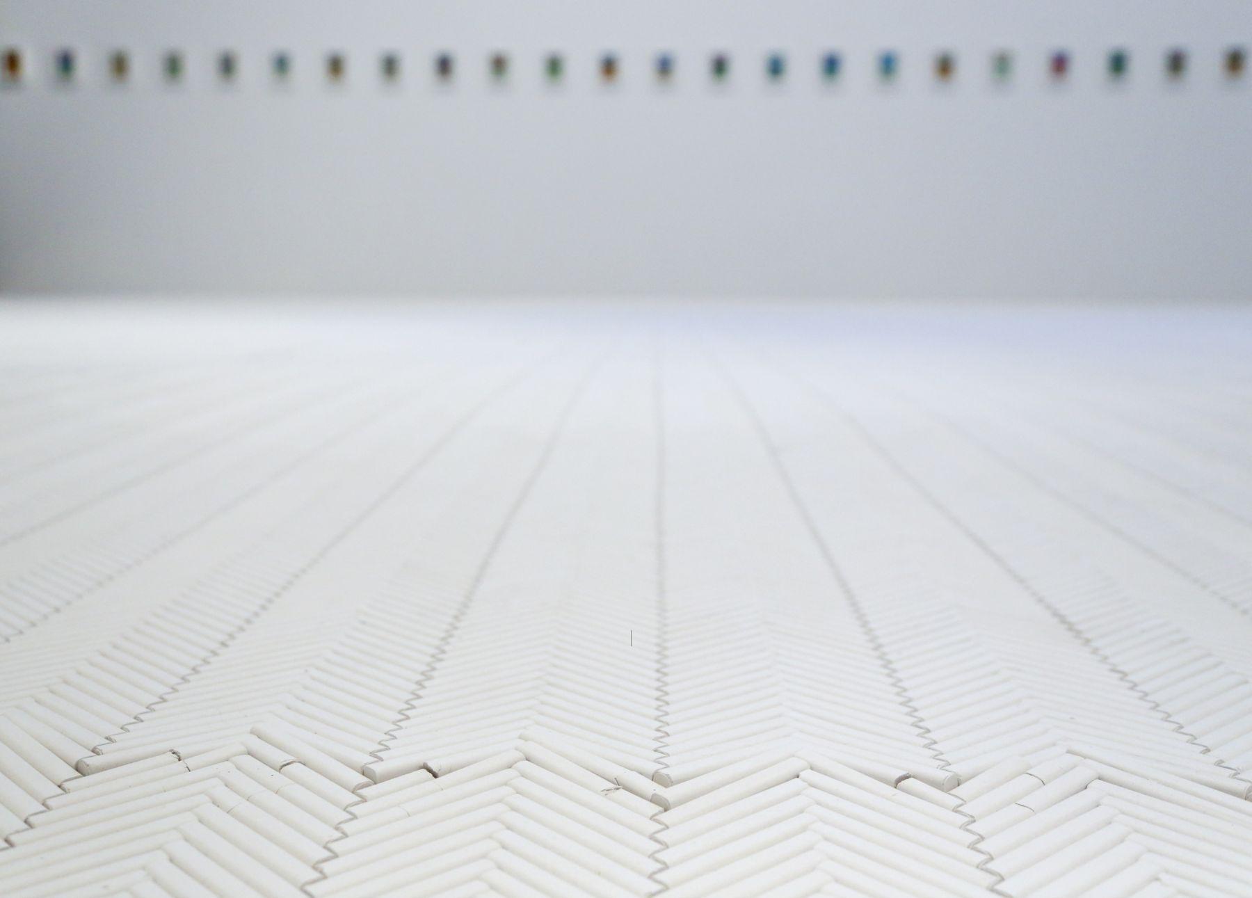 David Adamo / James Castle – installation view 3