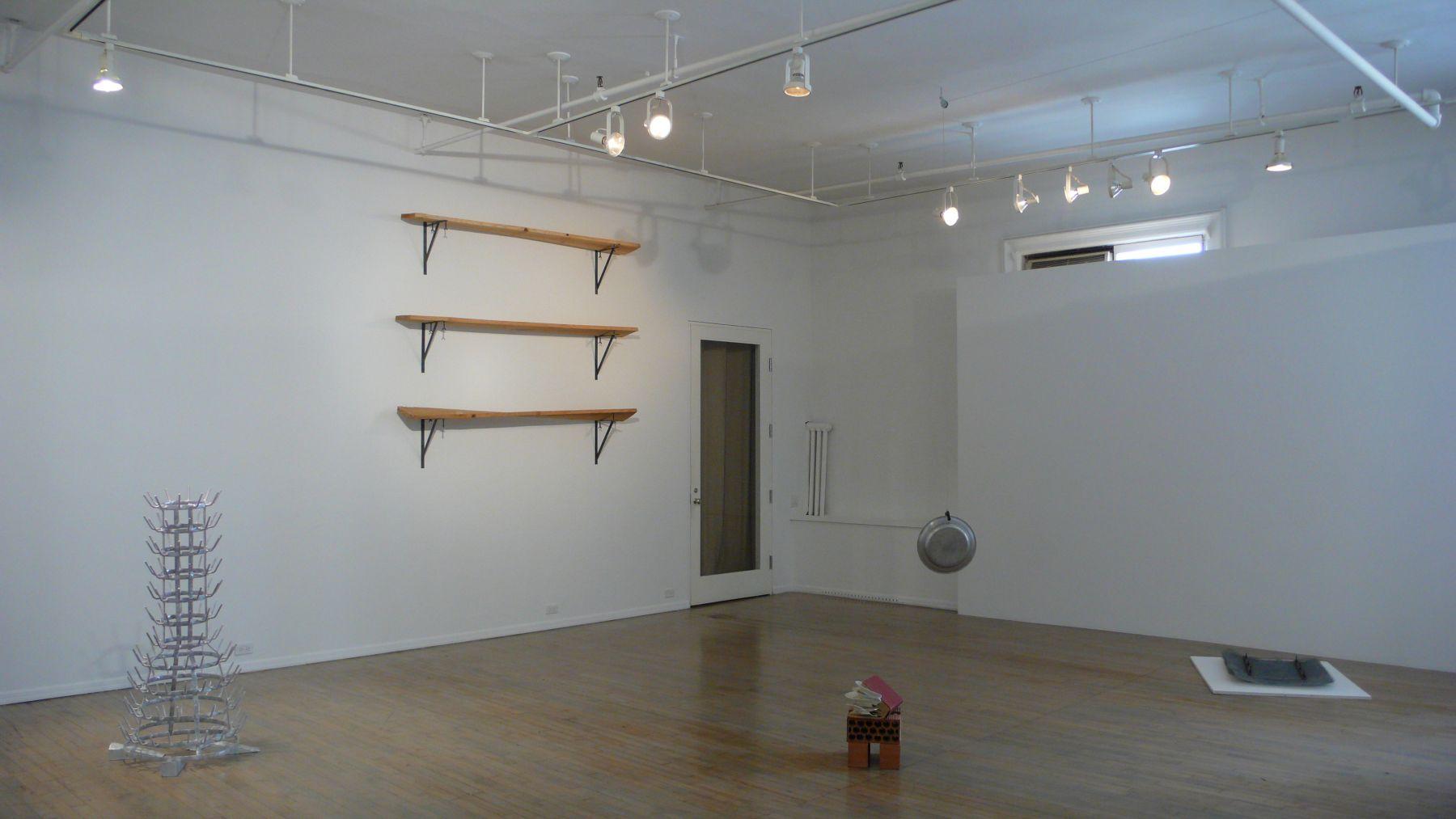 Richard Wentworth – installation view 1