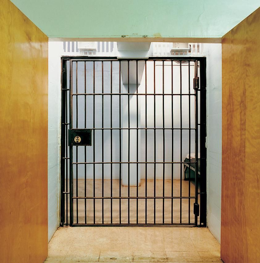Lucinda Devlin, Final Holding Cell, Indiana State Prison