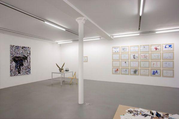 Stephen Wilks: Traveling Donkeys – installation view 5