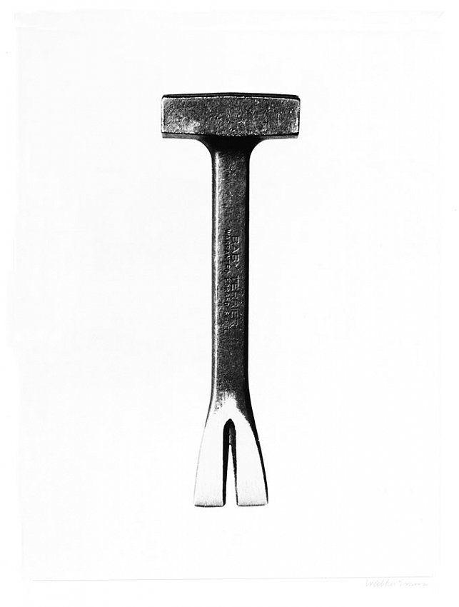 Walker Evans, Hand Tool