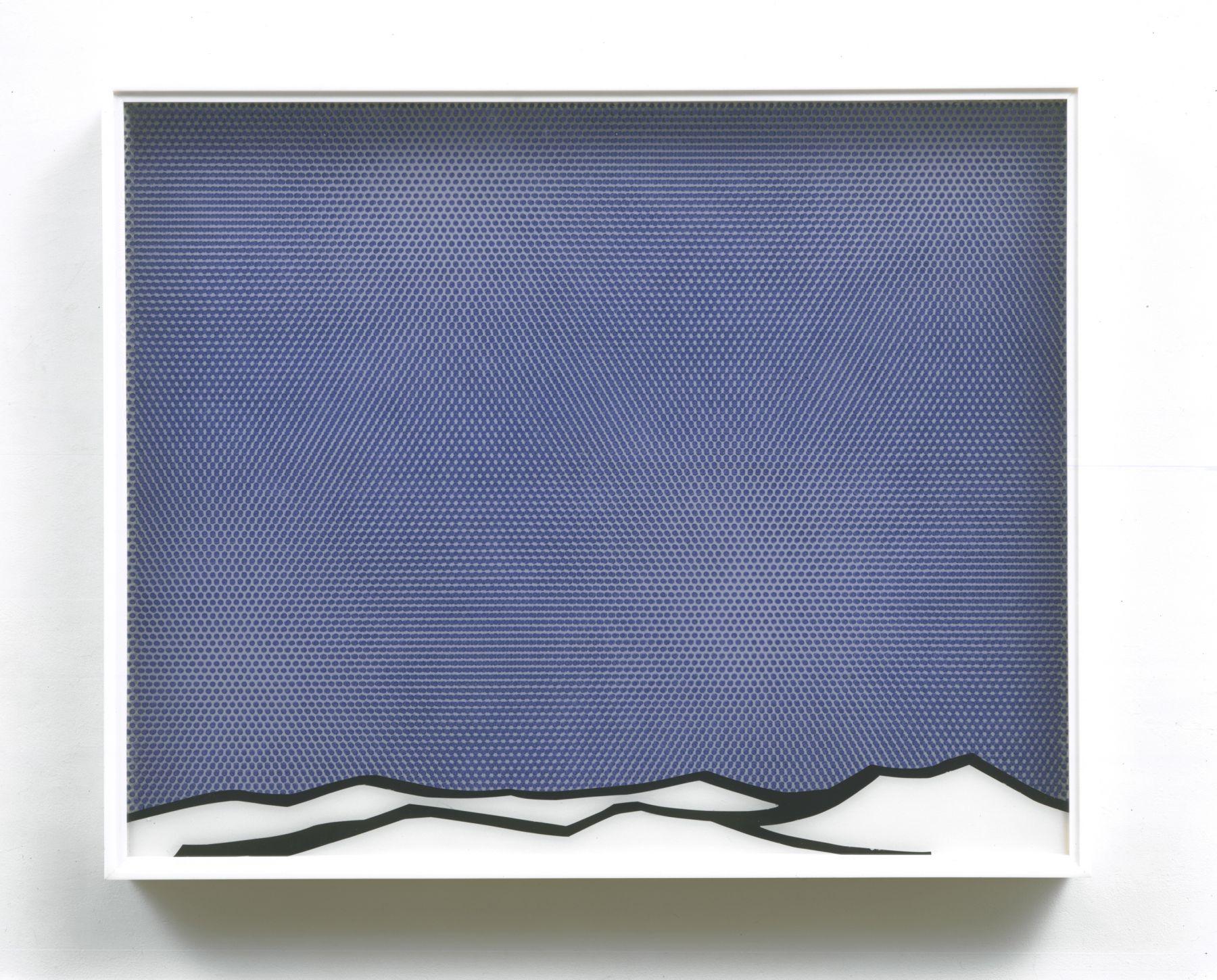 Roy Lichtenstein(1923 - 1997),