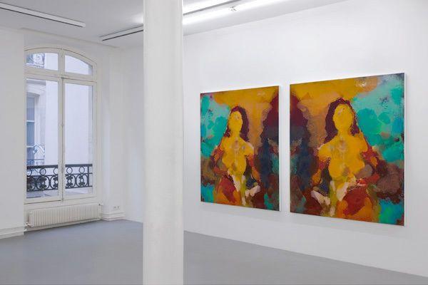Mitja Tušek– installation view 2