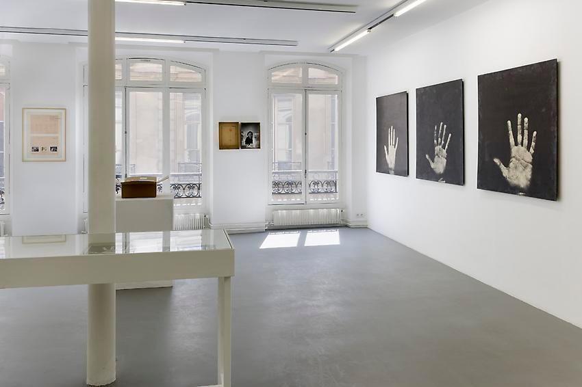 Robert Filliou:Je Meurs trop– installation view 15