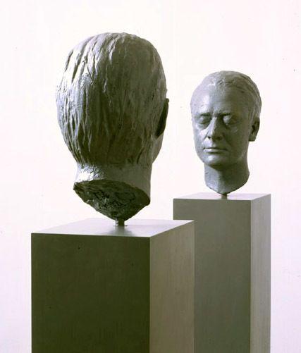 Gerhard Richter Zwei Skulpturen fuer einen Raum von Palermo [Two Sculptures for a Room by Palermo]