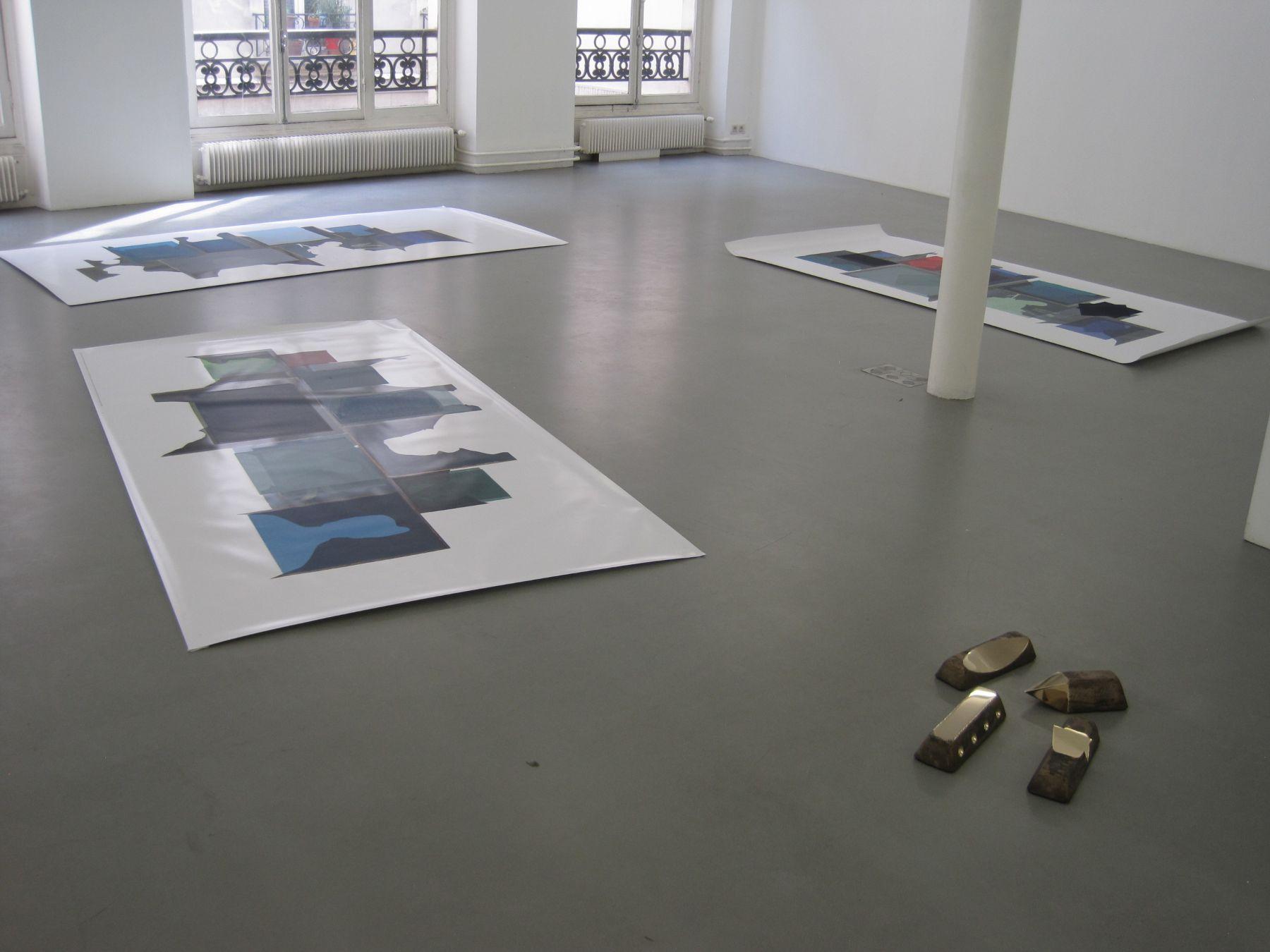 Blanks and Ballast, Galerie Nelson-Freeman, Paris, France.