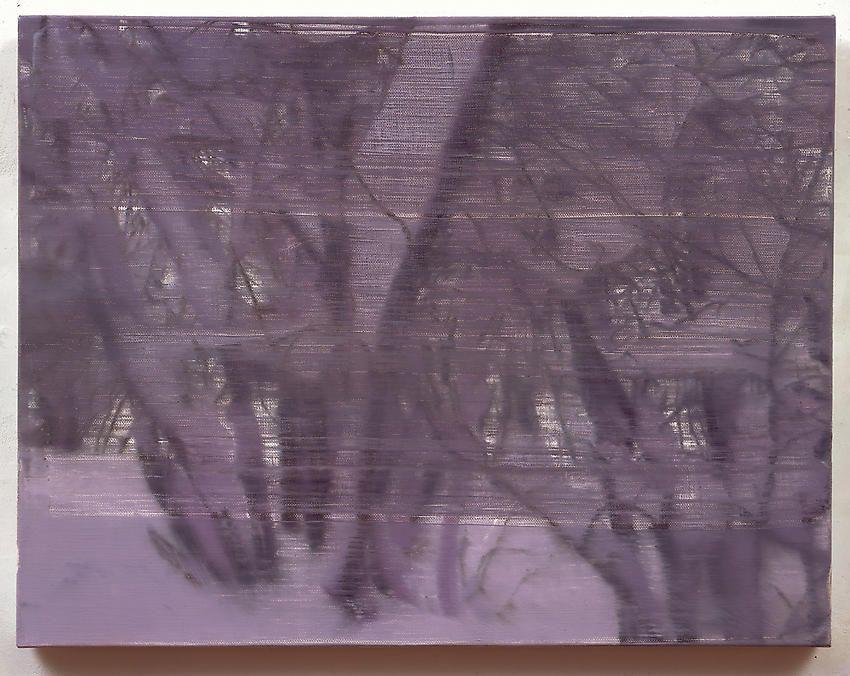 Gerhard Richter, Zweige [Branches] (870-2)