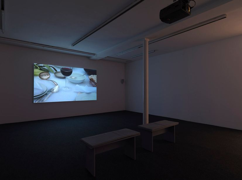 Breeze Presented byMarja Bloem– installation view 2
