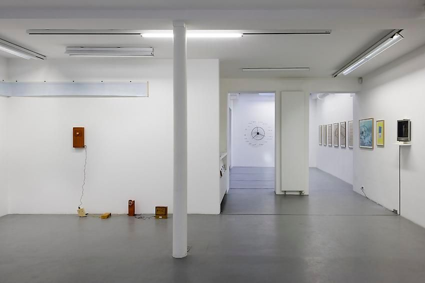 Robert Filliou:Je Meurs trop – installation view 1
