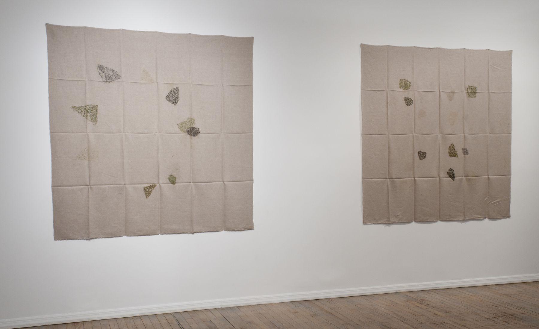 Helen Mirra: Field Notation– installation view 3