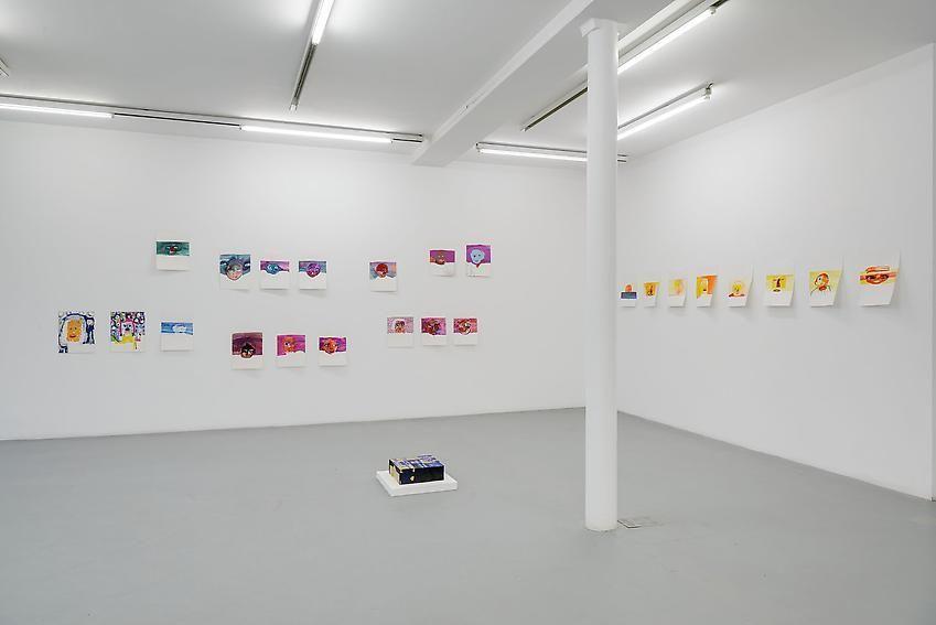 Anne-Marie Schneider – installation view 2